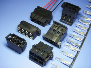 10.00mm-10M1 Dual Row Wire-to-Board series Connector
