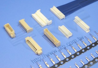 1.25mm Wire-to-Board series Connector - Wire-to-Board