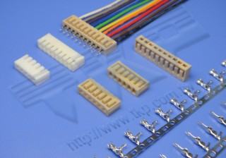 2.50mm-130 Board in Crimp Style Connector - Board-In Crimp