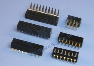 2.54mm-2302 Board to Board Series Female Header
