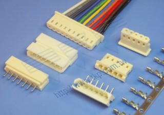 2.50mm-256X Wire-to-Board series Connector - Wire-to-Board