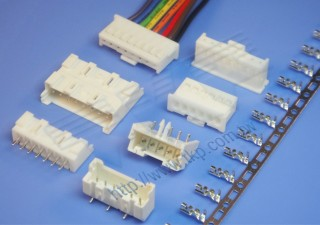 2.50mm-25J2 Wire-to-Board series Connector - Wire-to-Board
