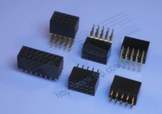 2.54mm-3303 Board to Board Series Female Header