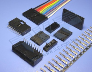 2,54 mm-553 Wire-to-Board-Serie - Wire-to-Board