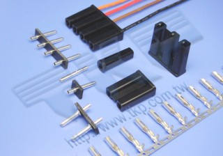 8.00 & 10.00mm Wire-to-Board series Connector - Wire-to-Board