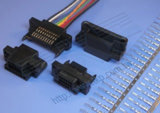2.00mm-H20H1 Wire-to-Wire series Connector