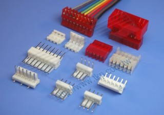 2.54mm Wire-to-Board series Connector - Wire-to-Board