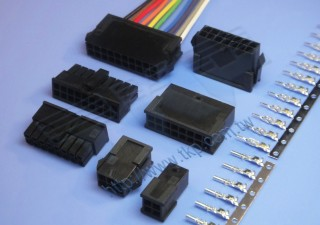 3.00mm-H6630 & P6630 Dual Row Wire-to-Board series Connector - Wire-to-Board