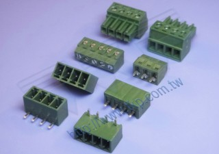 3.81mm Terminal Block Series