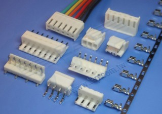 3.96mm-HVH Wire-to-Board series Connector