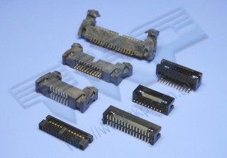 1.27mm-IDC127M1 Insulation Displacement Connector(IDC) Wire-to-Board Series - Wire-to-Board