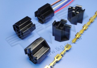 SR Wire-to-Wire series Connector