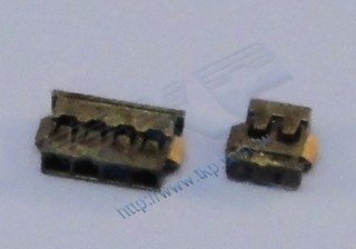 1.2mm Receptacle Housing Wire-to-Board Type