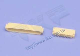 0.8mm Wafer Wire-to-Board IDC SMT Type 90°